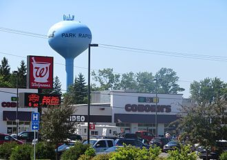Park Rapids, Minnesota - Park Rapids.