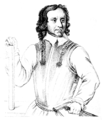 Hudibras, 1859 - Plate - Oliver Cromwell.png