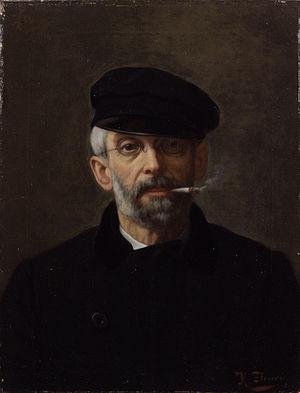 Hugh Owen Thomas, by Hermann Fleury (National ...