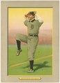 Hughie Jennings, Detroit Tigers, baseball card portrait LCCN2007685678.tif