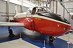 Hunting Jet Provost T.3 'XM351 Y' (32111211507).jpg