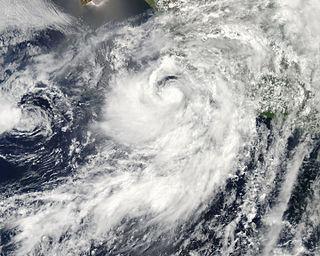 Hurricane Erick Pacific hurricane in 2013
