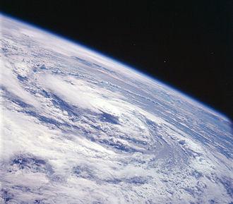 1968 Atlantic hurricane season - Image: Hurricane Gladys 1968