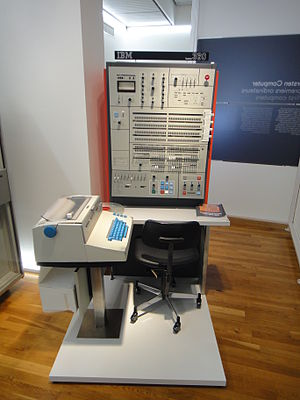 IBM mainframe - IBM System/360 Model 50