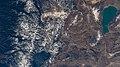 ISS-64 Sierra Nevada mountains, California.jpg