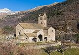 Iglesia de San Miguel, Linás de Broto, Huesca, España, 2015-01-07, DD 03.JPG