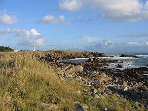 Île d'Yeu - Image: Ile yeu pointe des corbeaux