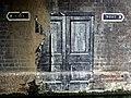 Illusory door under Mare Street bridge - geograph.org.uk - 1543035.jpg