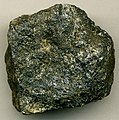Ilmenite-magnetite (Oka Carbonatite Complex, Early Cretaceous, 124-125 Ma; Oka Niobium Mine, Quebec, Canada) (14820239444).jpg