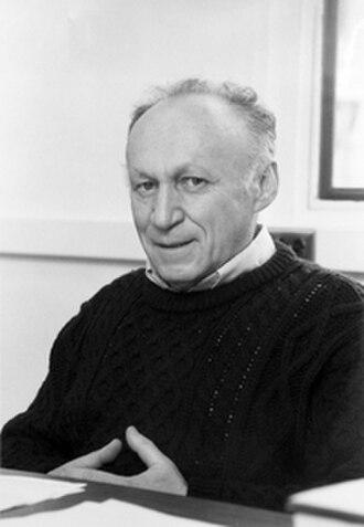Ilya Piatetski-Shapiro - Image: Ilya Piatetski Shapiro Yale