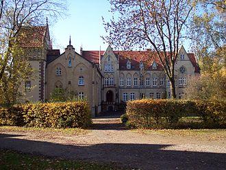 Northeim - Castle of Imbshausen