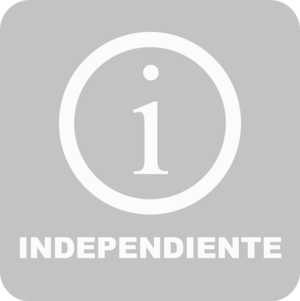 Mexican general election, 2018 - Image: Independiente (Mexico)