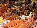 India - Haridwar - 009 - Wooden products for sale in Bara Bazaar (2086517918).jpg