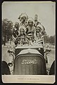 Indians in an automobile - Photographed by Edwin Levick, 108 Fulton St., N.Y. LCCN2017648611.jpg