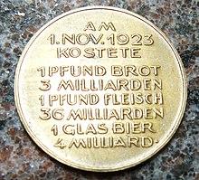 spandau g98 1916 8.15x46 220px-Inflationmedal