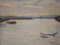Inondation - La Seine à Vaux le Pénil - Seine et Marne 1924.jpg
