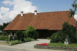 Ins, Switzerland - Image: Ins Albert Anker Haus