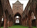 Inside Sweetheart Abbey - geograph.org.uk - 767548.jpg
