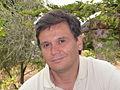 Instantánea del novelista César Fernández García, autor de Literatura infantil y juvenil.JPG