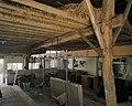 Interieur overzicht schuur met ankerbalkgebint - Nieuwleusen - 20335039 - RCE.jpg