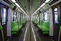 Interior of Beijing Subway Line14 Train 20180924.jpg
