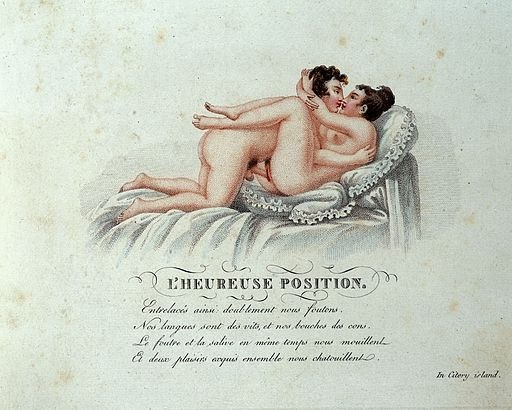 Invocation a l'amour, c. 1825. Wellcome L0030562
