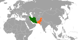 Iran–Pakistan relations Diplomatic relations between the Islamic Republic of Iran and the Islamic Republic of Pakistan