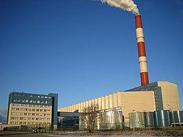 Iru Power Plant
