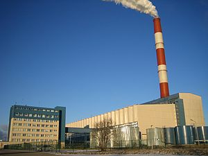 Iru Power Plant - Iru Power Plant (close view)