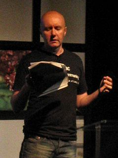 Irvine Welsh Scottish novelist