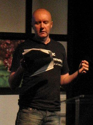 Irvine Welsh - Irvine Welsh 2004 at the Edinburgh International Book Festival