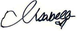 Isabella Castillo - Image: Isabella Castillo signature