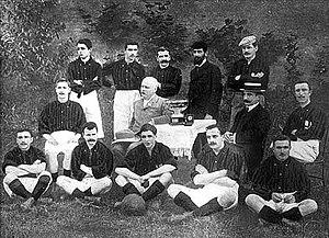 A.C. Milan - A.C. Milan in 1901.