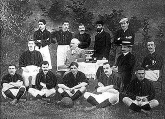 A.C. Milan - A.C. Milan in 1901