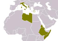 Розташування королівство італія