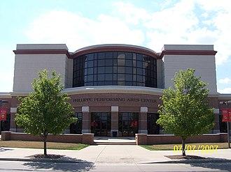 Indiana Wesleyan University - Image: Iwupac