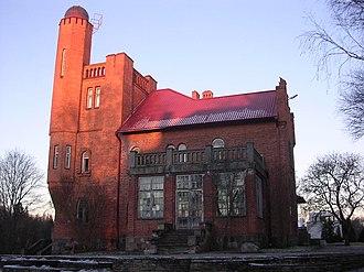 Jäneda - Jäneda manor