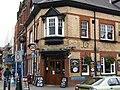 JD's corner of Widemarsh Street, Southside, Hereford - geograph.org.uk - 1525125.jpg