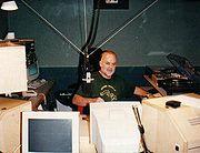 Studio in Broadcasting House