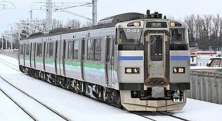 KiHa 201 series Japanese train type