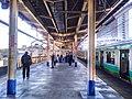 JR Joban line - Minami-Senju stn platforms - Jan 2018.jpg