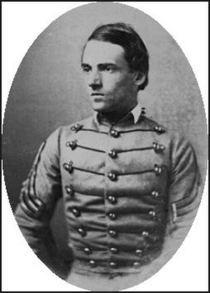 Joseph Wheeler - Wheeler at West Point