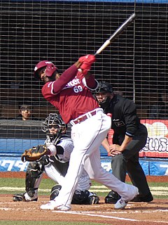 Jabari Blash American baseball player