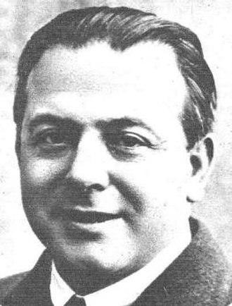 Jacinto Guerrero - Composer Jacinto Guerrero