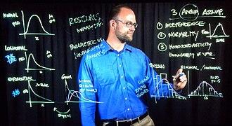 Jacob O. Wobbrock - Image: Jake on Coursera