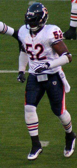 Jamar Williams - Williams in 2009