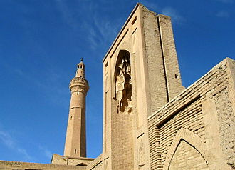 Nain, Iran - Mosque of Nain: Na'in has one of Iran's oldest mosques still standing