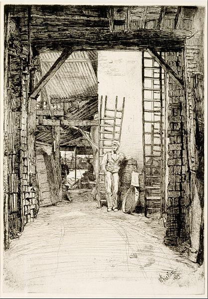 james abbott mcneill whistler - image 8
