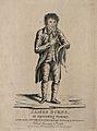 James Burns, a ventriloquist. Engraving, 1804. Wellcome V0007019.jpg
