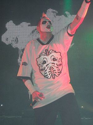Jamie Madrox (Twiztid) - Madrox at the Abominationz Tour